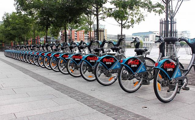 Dublin bikes for foreigners