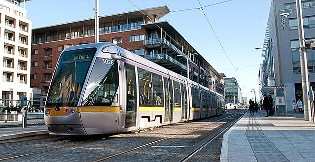LUAS user review